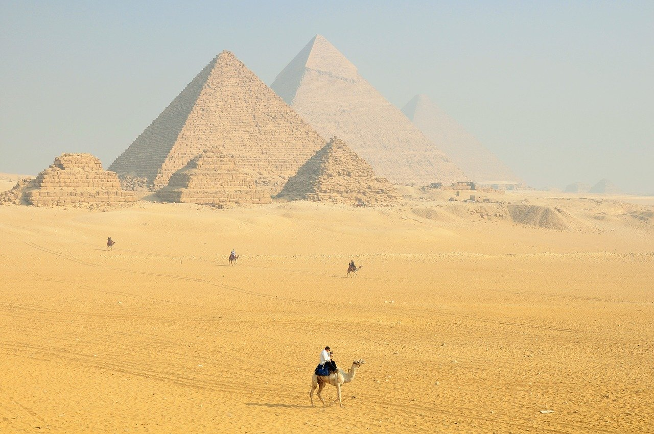 Les meilleurs itinéraires pour visiter l'Egypte